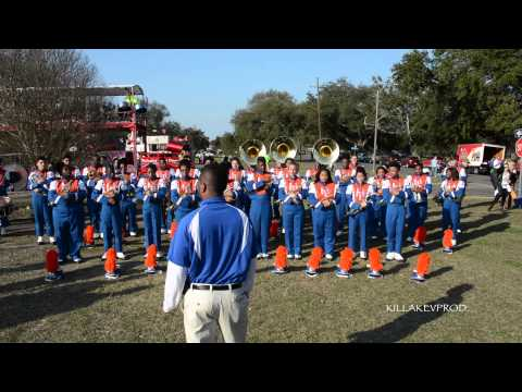 Hunters Lane High School Marching Band - Mind Control - 2015