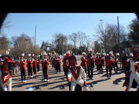MVSU VS MDCC @2015 MLK POST PARADE ROUND 5 FINALE