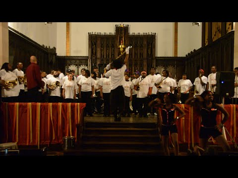 F.I.R.E. Entertainment's: Motor City Heat Marching Band - Showcase - 2015