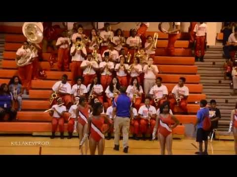 American Way Middle School Marching Band - Partition - 2015