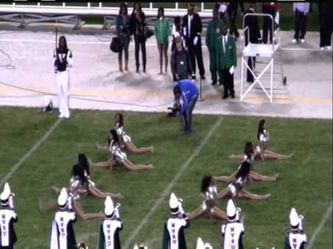 MVSU Satin Dolls 2010 Telephone