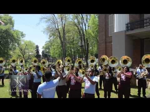 "Talladega College Marching Band - ""Dega Day"" - 2015"