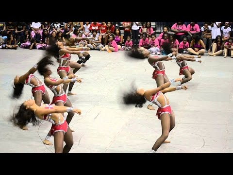 Dancing Dolls DD4L in Chicago 2015