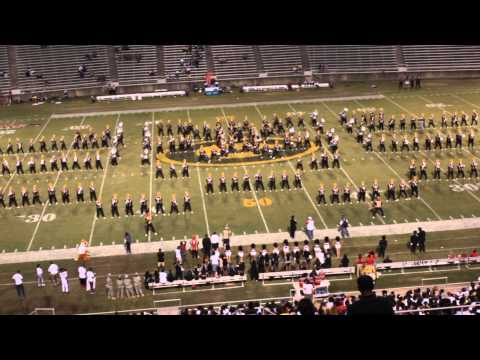 "Grambling St. ""World Famed"" Halftime vs Bcu 2015"""