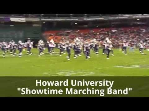 Howard University Band Nations Classic 2015