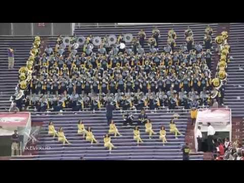 Southern University Marching Band - If I Ruled The World - 2015