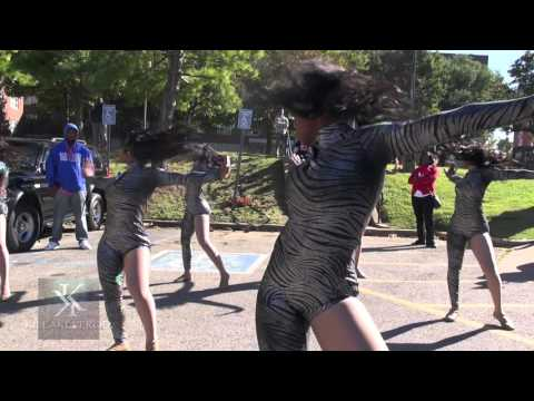 Shaw High School Marching Band - All Day - 2015