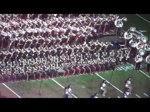 Bayou Classic Battle Of The Band Grambling University Part 13