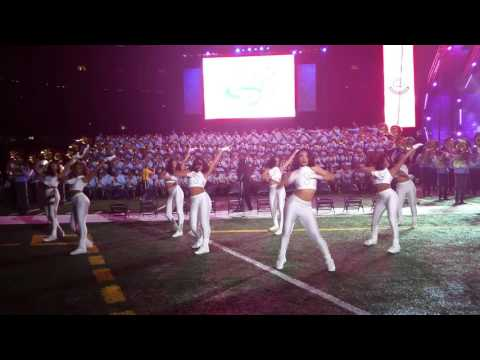 Southern University Human Jukebox 2015 - Hello