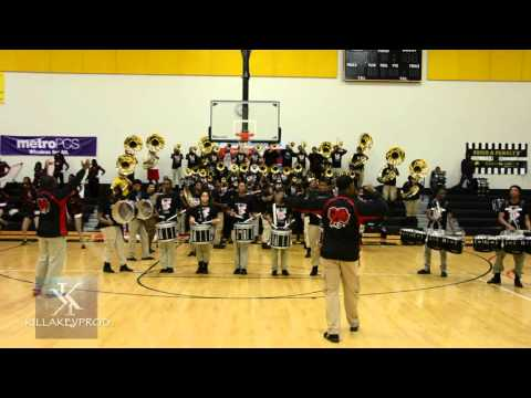 Oak Park High School Marching Band - Just Turn To - 2015