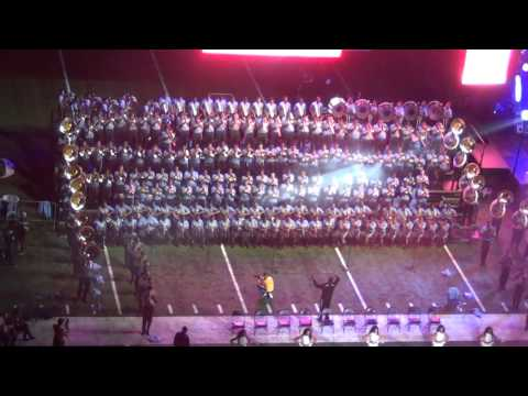 Bayou Classic Battle Of The Band Southen University Part 12