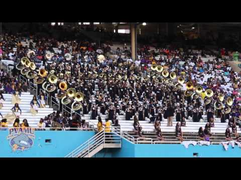 PVAMU Marching Band - Just A Dog (2015)