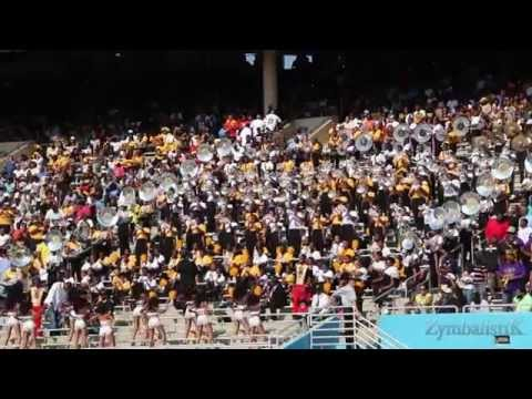 Grambling State - Post To Be (Groceries) 2015