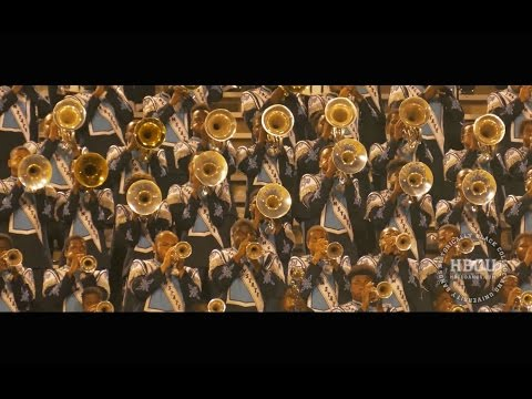 Jackson State vs Miles (2015) - Virtual Battle of the Bands