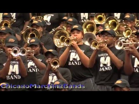 Miles College Band 2015 - Planes