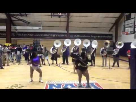 High School Band Day Texas College 2016
