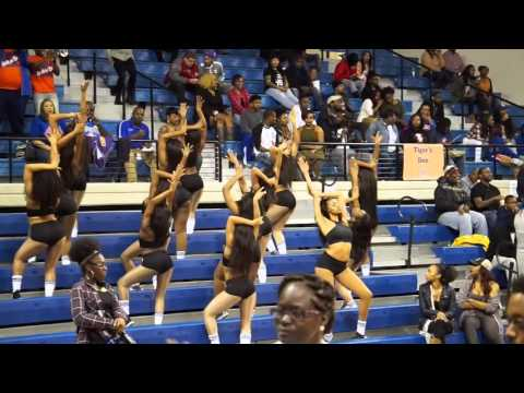 "Savannah State University- Coastal Empire Sound Explosion ""HotLine Bling"""