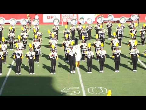 "Alabama State University ""Mighty Marching Hornets"" 2016 Edition"