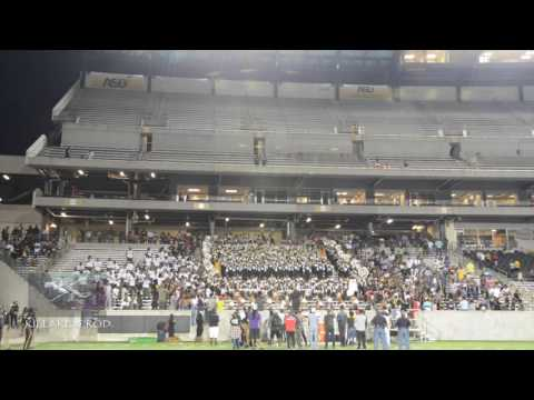 Alabama State vs Texas Southern University - 5th Quarter - 2016