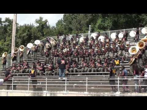Whitehaven High vs Jefferson Davis 2016