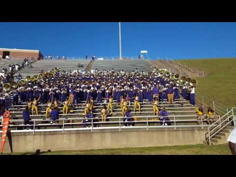 "Alcorn State-SOD """"Young Blood"" vs Grambling 2016..o yeaaaaaa"
