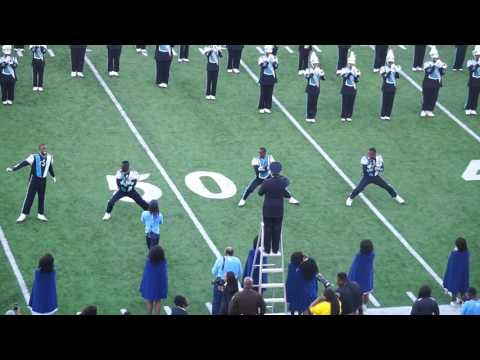 Sonic Boom of the South performing at Alabama State