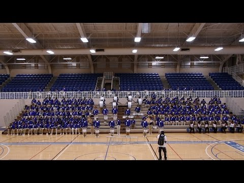 Tennessee State University Marching Band - Let's Stay Together - 2016