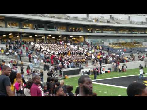 JSU VS. ASU 5th quarter. (ROUND 8) 2016