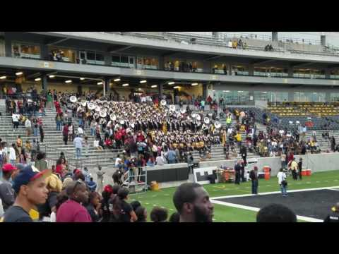 JSU VS. ASU 5th quarter. (ROUND 7 ) 2016