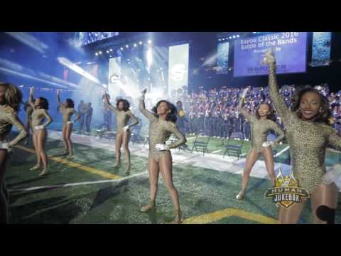 "Southern University Human Jukebox 2016 ""Do Whatcha Wanna & IDGAF"" 