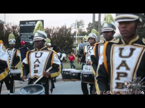 UAPB BAND | MARCHING OUT VALLEY GAME | 2016
