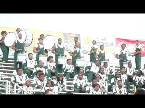 UAPB vs  Mississippi Valley | DRUMLINE BATTLE 2016
