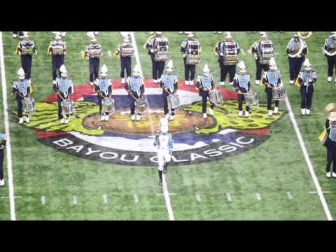 Southern University Field Show | Bayou Classic 2016