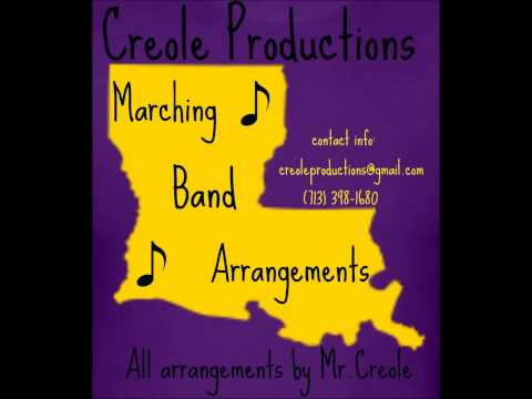 Caught Up - Usher  (arranged by Mr. Creole)