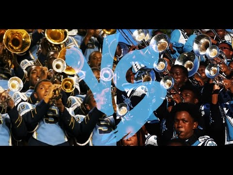 Southern University vs Jackson State University - Who Do I Turn To (Comparison) - 2016