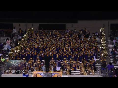 Miles College vs Alabama State University - 5th Quarter - Turkey Day Classic 2016