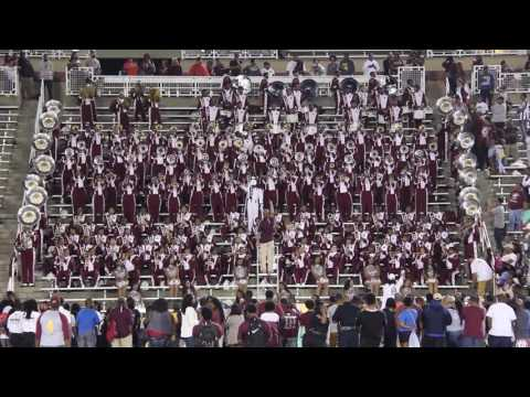 For The Lover In You - AAMU Marching Band (2016)
