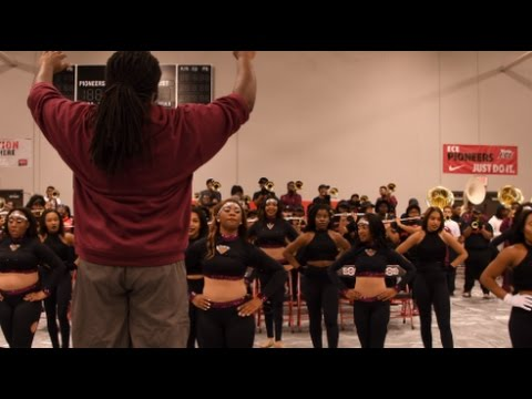 Detroit Edison Academy Mass Band - Vice Versa - 2016 #KillaCam