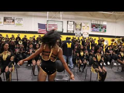 """Whitehaven High Band - """"Say Yes"""" (2016)"""