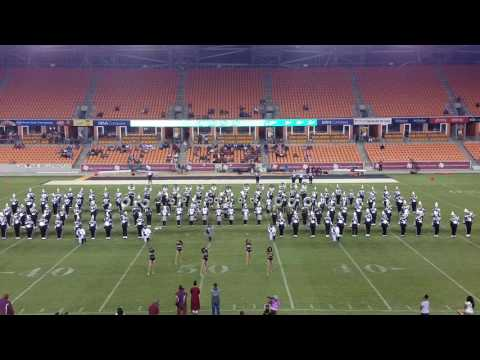 "TxSU ""Confident"" by Demi Lavato - Motion Halftime vs AAMU 2016"