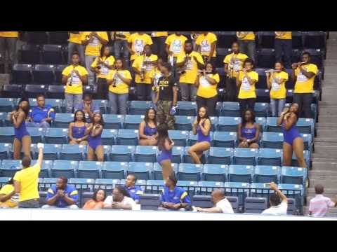 Albany State University- Marching RAMS Show Band (2017 BOTB)