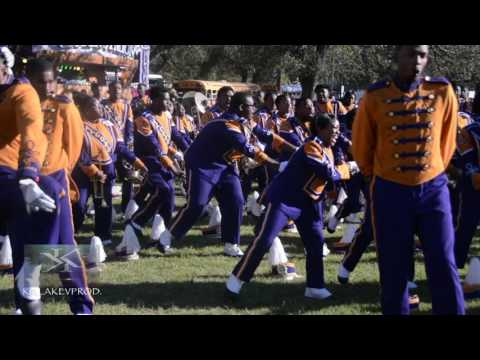 Alcorn State University Marching Band - Fake Love - 2017