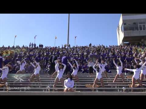 Alcorn State University Marching Band - All Day - 2016
