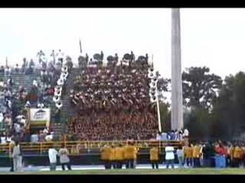Velvet Rope(2004) NC A&T Marching Band