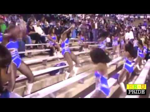 "2010  Sonic Boom of the South ft. Prancing Jsettes  performing ""DEUCES"""
