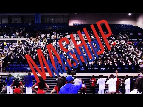 Tennessee State University Marching Band - Regulate Mashup - 2017