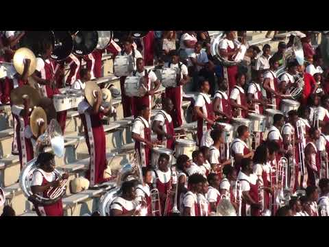 """AAMU Marching Band """"Finesse"""" 2017"""