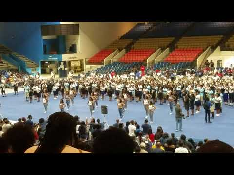 "Jackson State University 2017 Merge ""Maneater"""