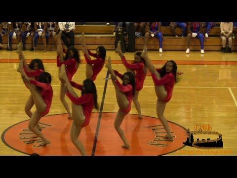 Proviso West Diamond Dancers 2017