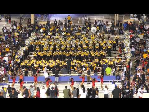 PVAMU vs. Grambling - State Fair Classic 5th Quarter (2017) [4K]